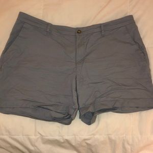 Gray Shorts Old Navy Size 16